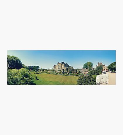 Culzean Castle and Gardens Photographic Print