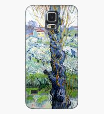 View of Arles, flowering orchards Case/Skin for Samsung Galaxy