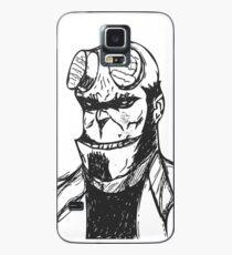 Hellboy Case/Skin for Samsung Galaxy