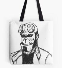 Hellboy Tote Bag