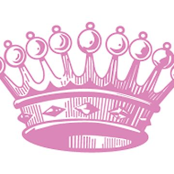 Corona rosa de hcross214