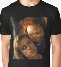 Child's Play 2 - Kyle & Chucky Graphic T-Shirt