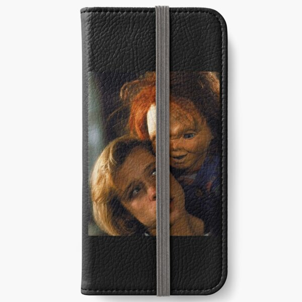 Child's Play 2 - Kyle & Chucky iPhone Wallet