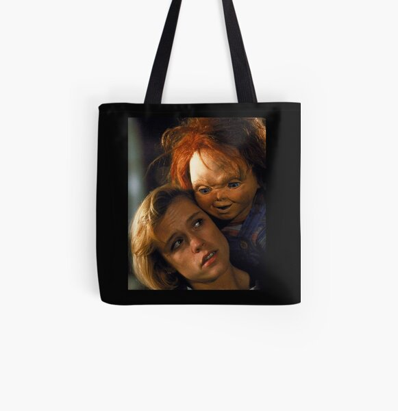 Child's Play 2 - Kyle & Chucky All Over Print Tote Bag