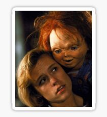 Child's Play 2 - Kyle & Chucky Sticker