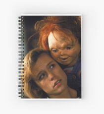 Child's Play 2 - Kyle & Chucky Spiral Notebook