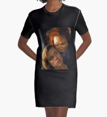 Child's Play 2 - Kyle & Chucky Graphic T-Shirt Dress