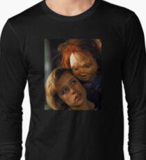 Child's Play 2 - Kyle & Chucky Long Sleeve T-Shirt