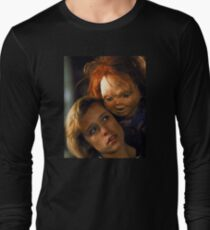 Child's Play 2 - Kyle & Chucky Long Sleeve T-Shirt