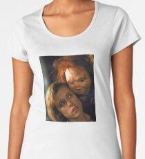 Child's Play 2 - Kyle & Chucky Women's Premium T-Shirt