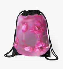 Pink Dreams Drawstring Bag