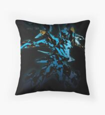Jehuty - Zone of the Enders Throw Pillow