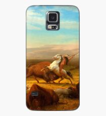 The Last of the Buffalo Case/Skin for Samsung Galaxy