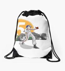 Speed Racer - Jim Clark Drawstring Bag
