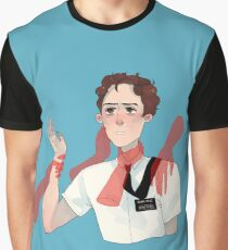 venting Graphic T-Shirt