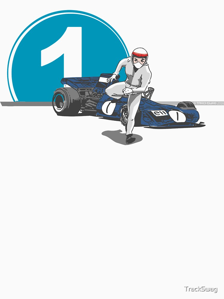Speed Racer - Jackie Stewart by TrackSwag