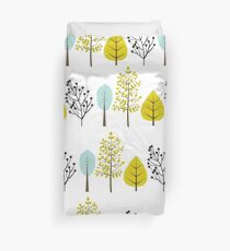 Scandinavian Woodland Duvet Cover