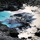 FROM HERE TO ETERNITY BEACH, OAHU, HAWAII, 2017 by Marc Zahakos