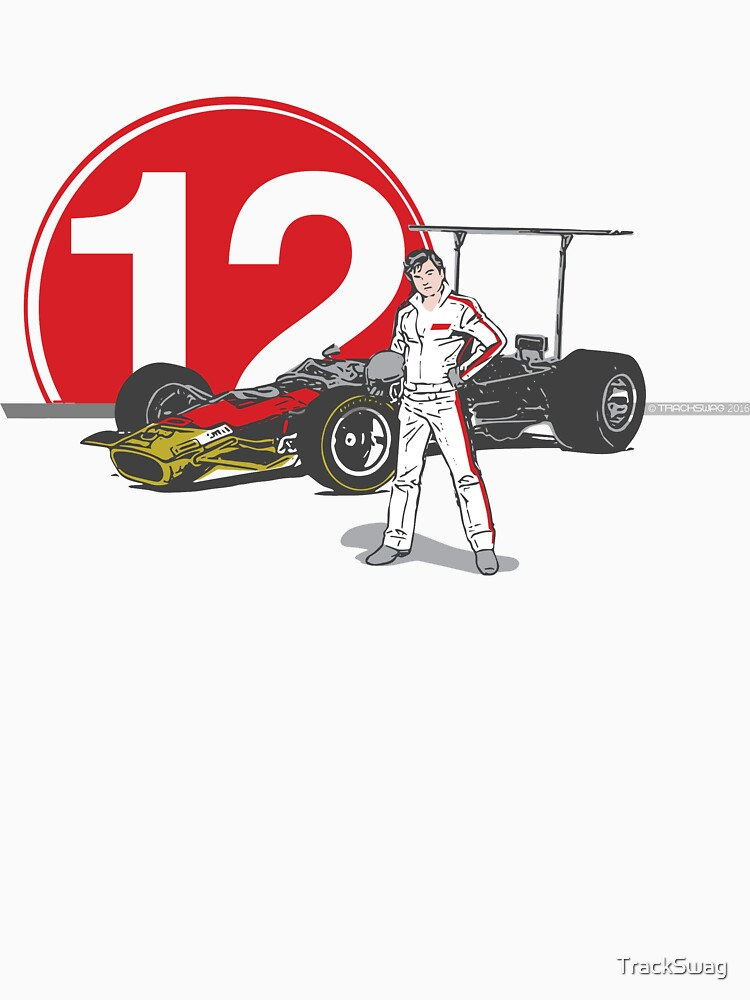 Speed Racer - Mario Andretti by TrackSwag