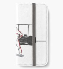 Speed Racer - Mario Andretti iPhone Wallet/Case/Skin