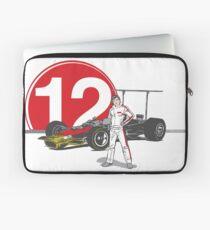 Speed Racer - Mario Andretti Laptop Sleeve