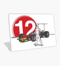 Speed Racer - Mario Andretti Laptop Skin