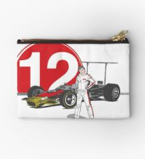Speed Racer - Mario Andretti Zipper Pouch