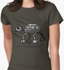 Walker Women's Fitted T-Shirt