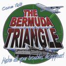 Bermuda Triangle by kaptainmyke