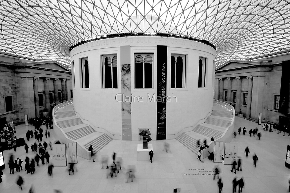 The Great Court by Claire Hutton
