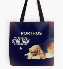 Porthos Tote Bag