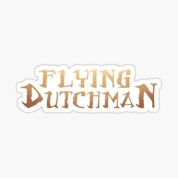 Flying Dutchman Sticker