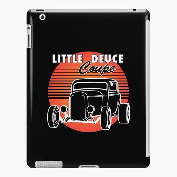 Little Deuce Coupe Sunset iPad Snap Case