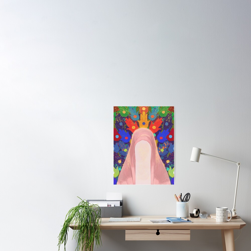 Fatima al-Zahra Poster