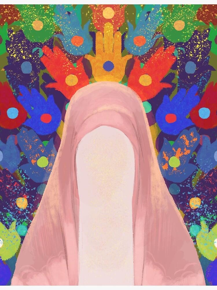 Fatima al-Zahra by NabiAli