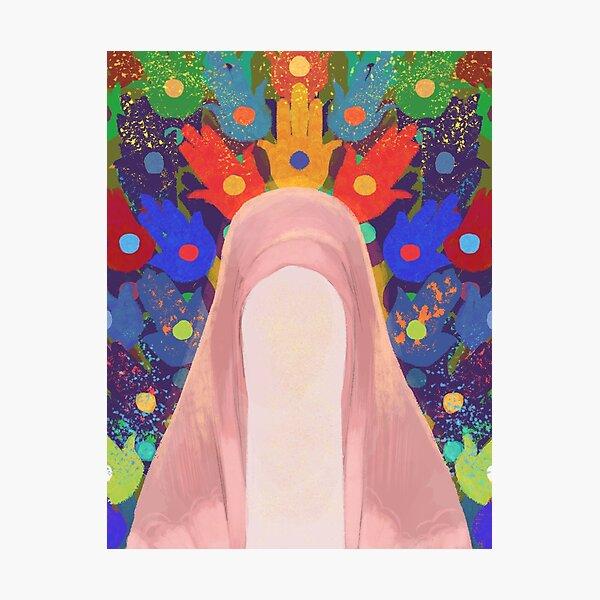 Fatima al-Zahra Photographic Print