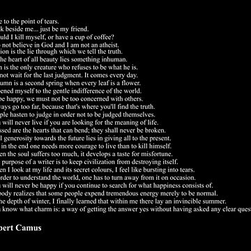 Albert Camus Quotes by qqqueiru