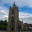 St Peter Mancroft, Norwich, Norfolk by ChelseaBlue