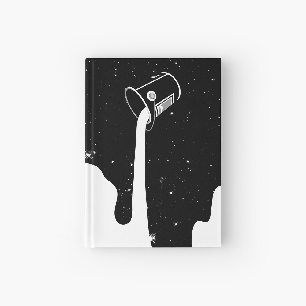 The Big Spill Hardcover Journal