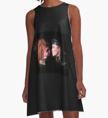 Cult of Chucky - Kyle & Chucky A-Line Dress