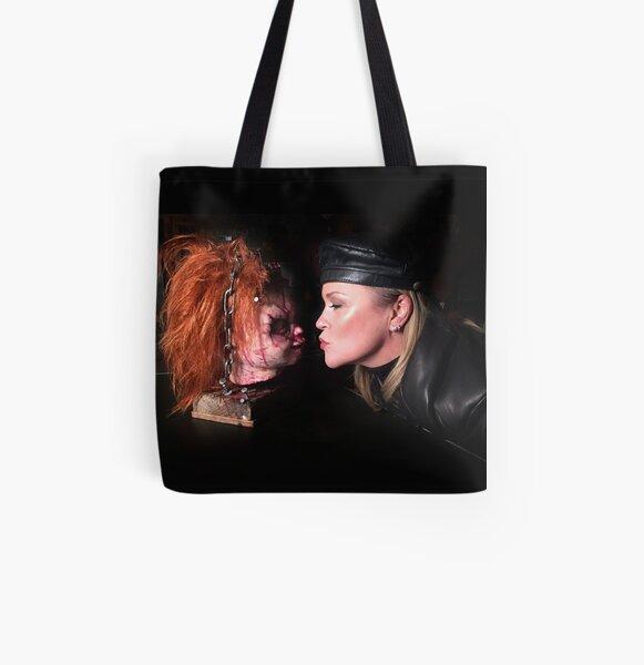 Cult of Chucky - Kyle & Chucky All Over Print Tote Bag