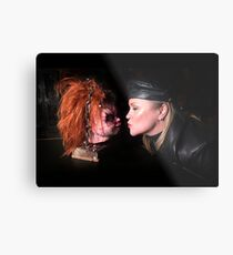 Cult of Chucky - Kyle & Chucky Metal Print