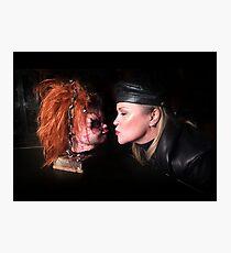 Cult of Chucky - Kyle & Chucky Photographic Print