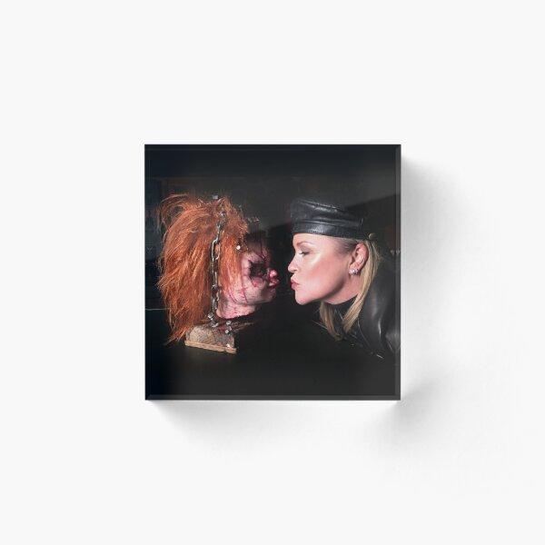 Cult of Chucky - Kyle & Chucky Acrylic Block