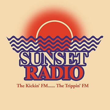 Sunset 102FM Radio Manchester by RudieSeventyOne