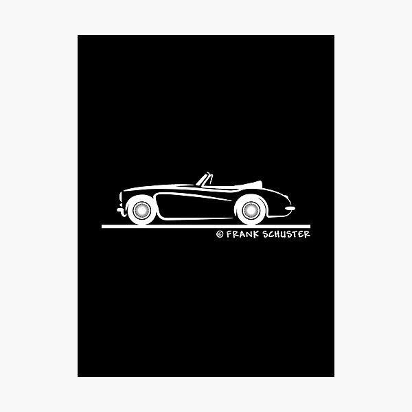 Austin Healey  3000 MK II Photographic Print