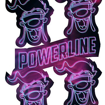 Neon Sign Powerline Max by Batg1rl