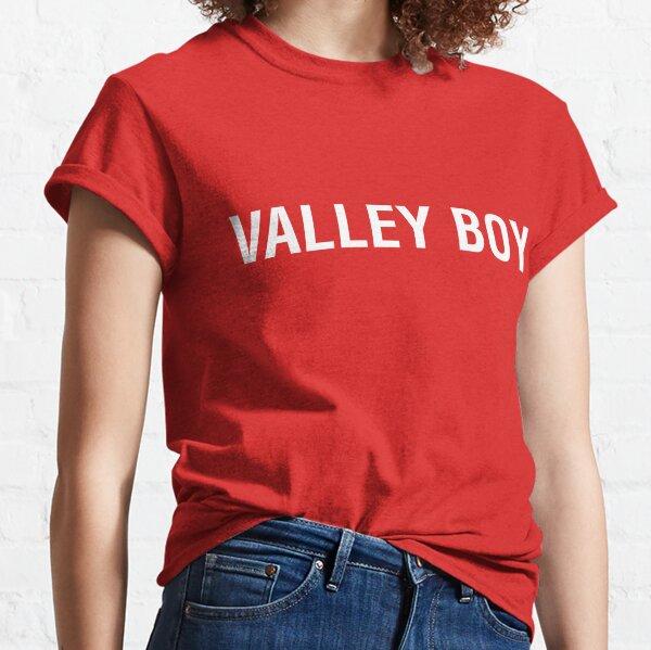 VALLEY BOY WHITE Classic T-Shirt