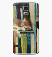 Quite Well Read Case/Skin for Samsung Galaxy