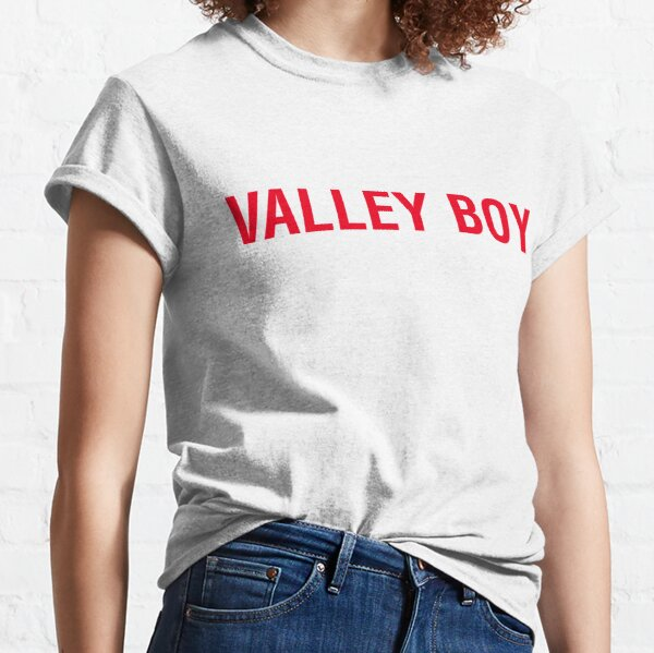 VALLEY BOY RED Classic T-Shirt
